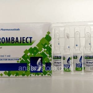 Commander Winstrol pour Injections