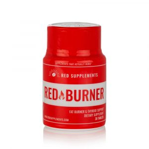 Red burner new 30tabs bruleur de graisse